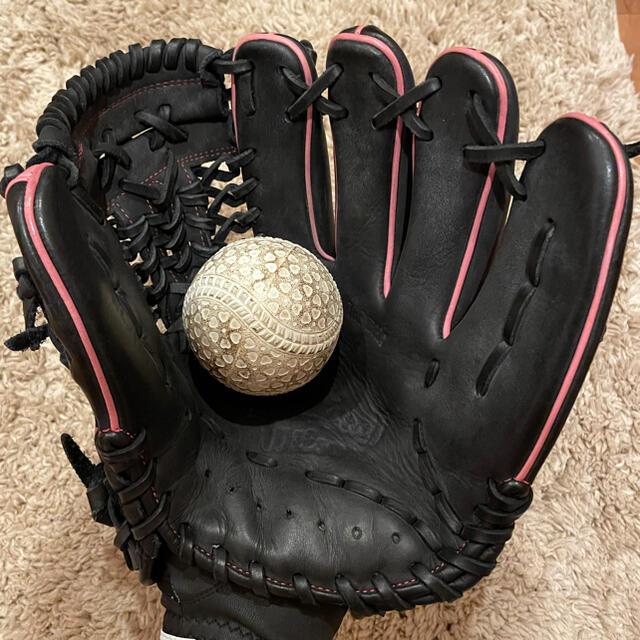 wilson(ウィルソン)の軟式グラブ:ウィルソン スポーツ/アウトドアの野球(グローブ)の商品写真