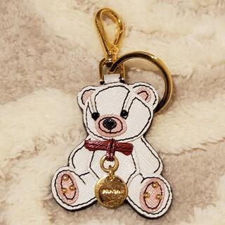 PRADA - ♡今月限定販売♡PRADA クマ キーリング