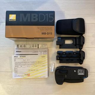 Nikon - D7200 D7100 用 マルチパワーバッテリーパック MB-D15