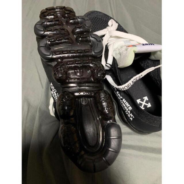 OFF-WHITE(オフホワイト)のnike Off-White VAPOR MAX 26cm メンズの靴/シューズ(スニーカー)の商品写真