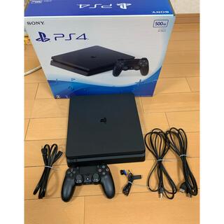 PlayStation4 - PS4 CHU-2000A B01 Jet Black 500GB