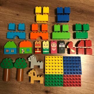 アンパンマン(アンパンマン)の【アンパンマン】ブロック(積み木/ブロック)