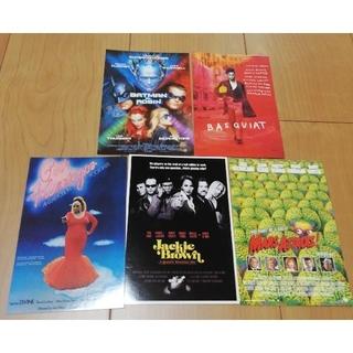 映画 ポストカード  5枚セット(印刷物)