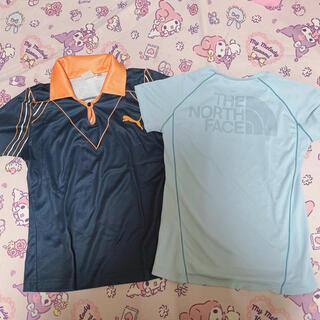 ザノースフェイス(THE NORTH FACE)のセット売り(Tシャツ(半袖/袖なし))