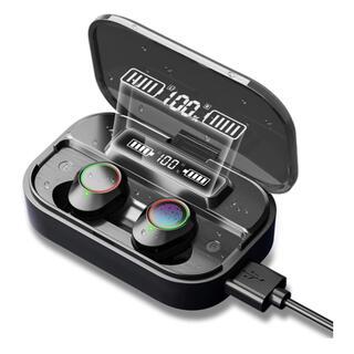 【2021最新】ワイヤレスイヤホン イヤフォン Bluetoothイヤホン