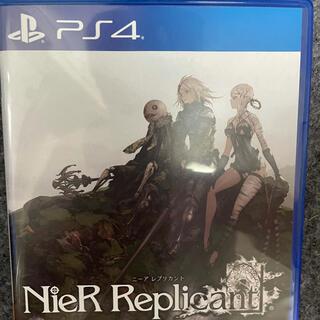 PlayStation4 - NieR Replicant ニーアレプリカント PS4