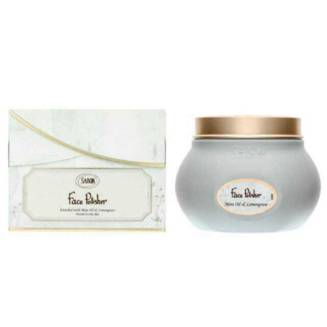 SABON(サボン)のSABON フェイスポリッシャー ミント 200g コスメ/美容のスキンケア/基礎化粧品(洗顔料)の商品写真