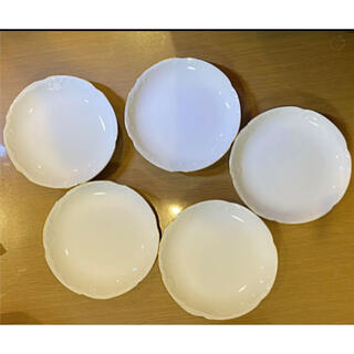 オオクラトウエン(大倉陶園)のオークラチャイナ ケーキ皿10枚セット(食器)