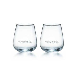 ティファニー(Tiffany & Co.)のTiffany&Co. ティファニー ペアグラス(グラス/カップ)