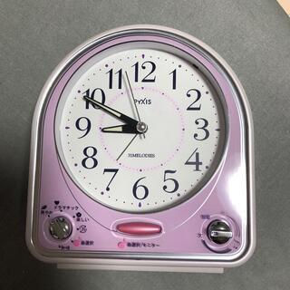 多機能目覚まし時計(置時計)