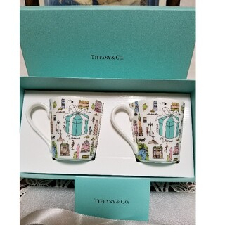 Tiffany & Co. - TIFFANY &CO 5thアベニュー マグカップ 新品未使用