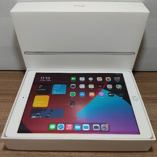 Apple - 新品同様Ipad 第7世代 Wifi 128GB Apple 保証付き