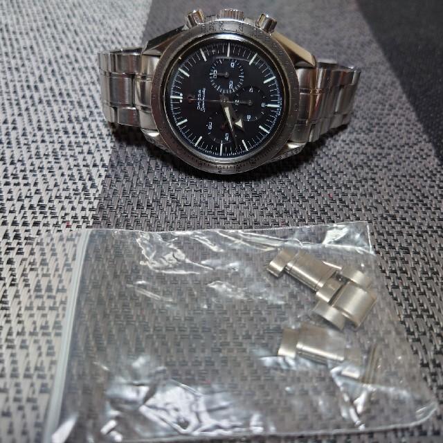 OMEGA(オメガ)のオメガ【希少】スピードマスター ブロードアロー ファーストレプリカ メンズの時計(腕時計(アナログ))の商品写真