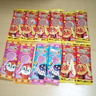 アンパンマン(アンパンマン)のアンパンマン ぺろぺろチョコ 12本セット ドキンちゃん バイキンマン(キャラクターグッズ)