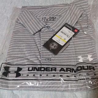 UNDER ARMOUR - アンダーアーマー ポロシャツ メンズ MD