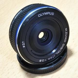 OLYMPUS - OLYMPUS M.ZUIKO DIGITAL 17mm F2.8