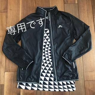 DESCENTE - Jリンドバーグ★レディス黒ジップジャンパー Sサイズ(S〜Mサイズ)