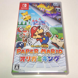 Nintendo Switch - Nintendo Switch ペーパーマリオ オリガミキング