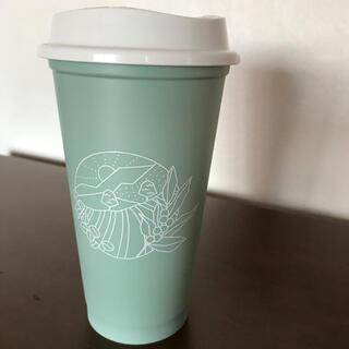 Starbucks Coffee - 北米限定 新品 「アースディ2021」スタバリユーザブルカップ