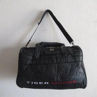 ナイキ(NIKE)の人気ブランド&美品★NIKE/TIGER WOODS★合成皮革/黒(バッグ)