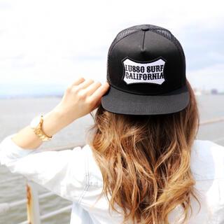 スタンダードカリフォルニア(STANDARD CALIFORNIA)のストリート系☆LUSSO SURF ボックスロゴ刺繍キャップ☆帽子 RVCA(キャップ)