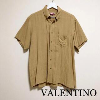 ヴァレンティノ(VALENTINO)のVAL VALENTINO 半袖 シャツ(シャツ)