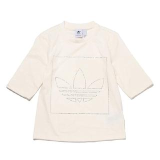オリジナル(Original)のアディダス オリジナルス Tシャツ レディース ラインストーン 新品(Tシャツ(半袖/袖なし))
