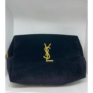 Saint Laurent - YSL 化粧品ポーチ ファスナー付き 新品