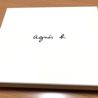 agnes b. - アニエスベー 二つ折り財布