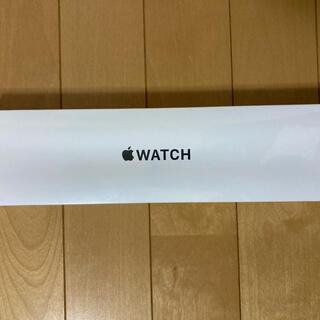 Apple Watch - 【新品・未開封】★Apple Watch SE★40mm★MYDP2J/A★