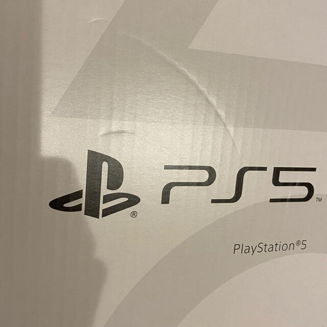 PlayStation(プレイステーション)のプレステ5 本体 プレーステーション5 エンタメ/ホビーのゲームソフト/ゲーム機本体(家庭用ゲーム機本体)の商品写真