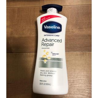 ヴァセリン(Vaseline)の新品アドバンスドリペア ボディローション ヴァセリン(ボディローション/ミルク)