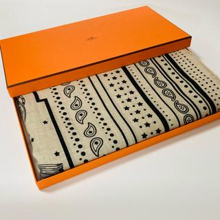Hermes - エルメス カレ 140 ジェアン LES CLES BANDANA スカーフ