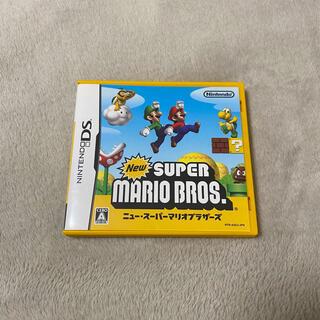 ニンテンドーDS(ニンテンドーDS)のスーパーマリオブラザーズ DS(家庭用ゲームソフト)