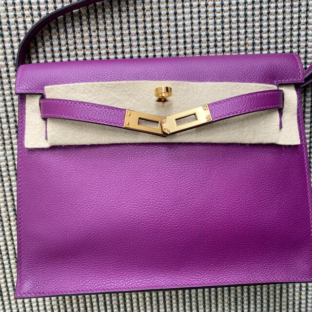 Hermes(エルメス)のHERMES エルメス ケリーダンス KELLY DANSE_アネモネ レディースのバッグ(ハンドバッグ)の商品写真