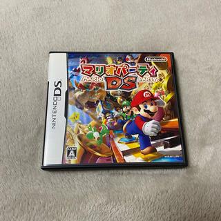 ニンテンドー3DS(ニンテンドー3DS)のマリオパーティ DS(家庭用ゲームソフト)
