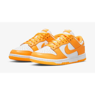 "NIKE - NIKE WMNS DUNK LOW ""LASER ORANGE""  24cm"