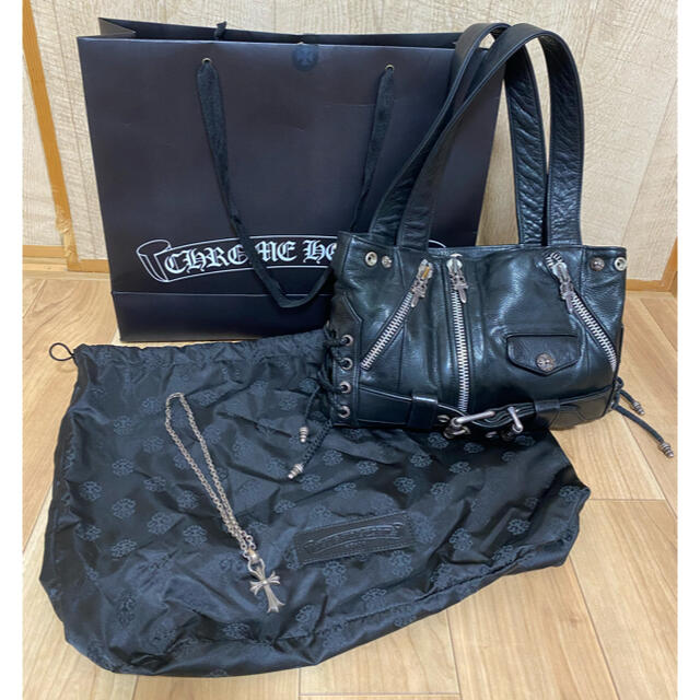 Chrome Hearts(クロムハーツ)のG様★クロムハーツバッグとネックレス メンズのバッグ(ショルダーバッグ)の商品写真