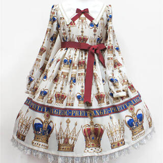 Angelic Pretty - angelicpretty  British crown
