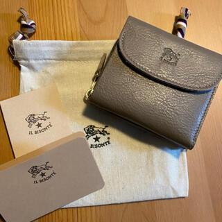 IL BISONTE - 財布 折り財布 二つ折り財布 三つ折り財布