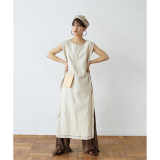 TODAYFUL - TODAYFUL Piping Long Vest
