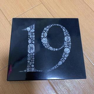 エグザイル(EXILE)の19 -Road to AMAZING WORLD-(DVD付)(ポップス/ロック(邦楽))