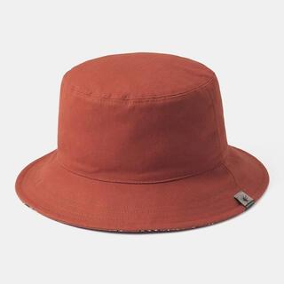 ジーユー(GU)のGU ミハラヤスヒロ バーシブルバケットハット ハット 帽子 オレンジ(ハット)