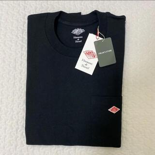DANTON - 新品 DANTON  ダントン 半袖Tシャツ ブラック 42