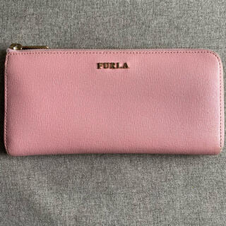Furla - FURLA フルラ ピンク 長財布