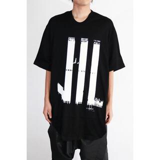 JULIUS - nilos  2019FW 家紋Tシャツ