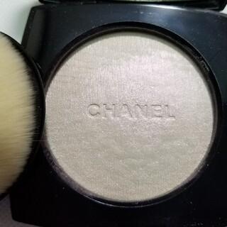 CHANEL - 残量8割程度 シャネルフェイスパウダー