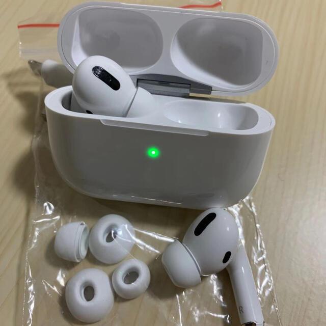 Bluetoothワイヤレスイヤホン ノイズキャンセリングGPS機能付き スマホ/家電/カメラのオーディオ機器(ヘッドフォン/イヤフォン)の商品写真