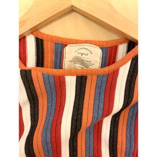 アングリッド(Ungrid)のUngrid マルチ柄 Tシャツ(Tシャツ(半袖/袖なし))