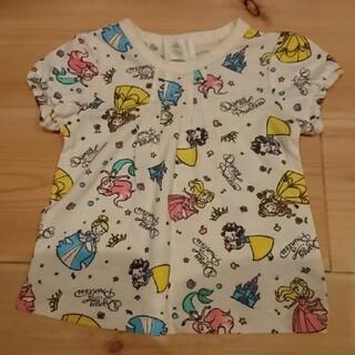 ディズニー(Disney)のディズニープリンセスTシャツ(Tシャツ)